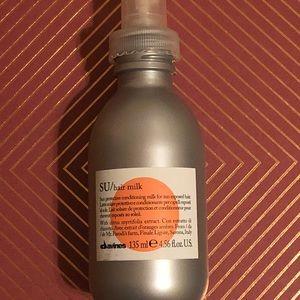 davines Makeup - NWT Davines FULL size SU milk